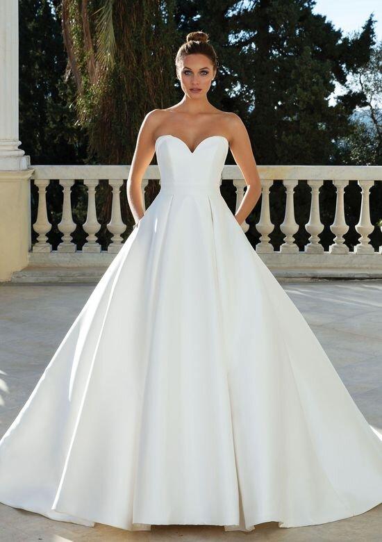Try it on at Ellie's Bridal Boutique (Alexandria, VA) – Justin Alexander 88110