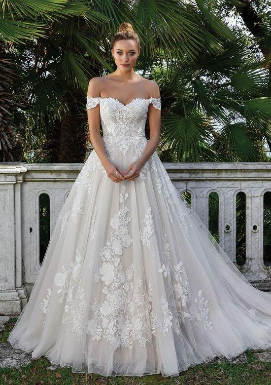 Try it on at Ellie's Bridal Boutique (Alexandria, VA) – Justin Alexander 88122
