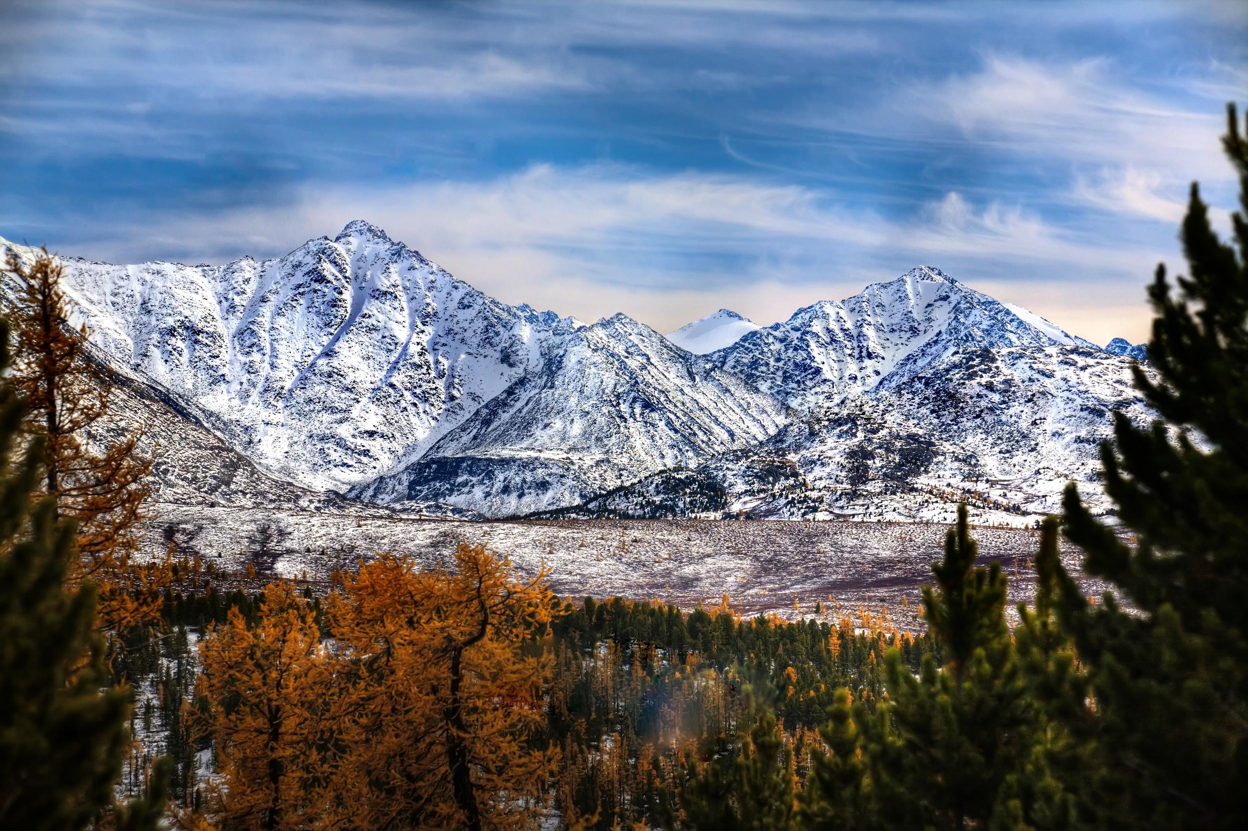 Aleutian Range - Alaska