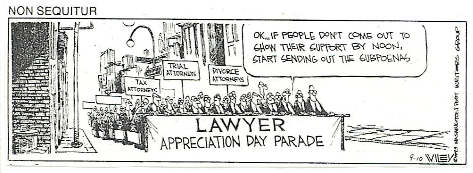 NON SEQUITUR BY WILEY MILLER, September 1993