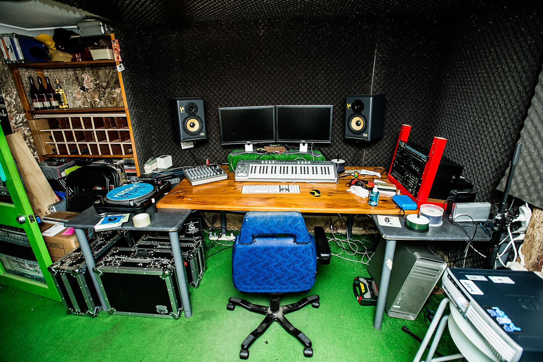 Studio: RecordStore, Darlinghurst
