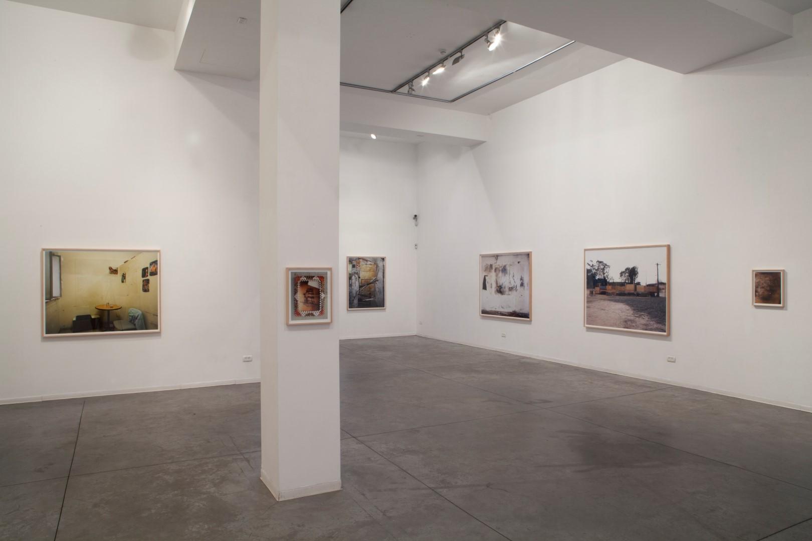 Steel Wool, Hezi Cohen Gallery, Tel Aviv, 2013