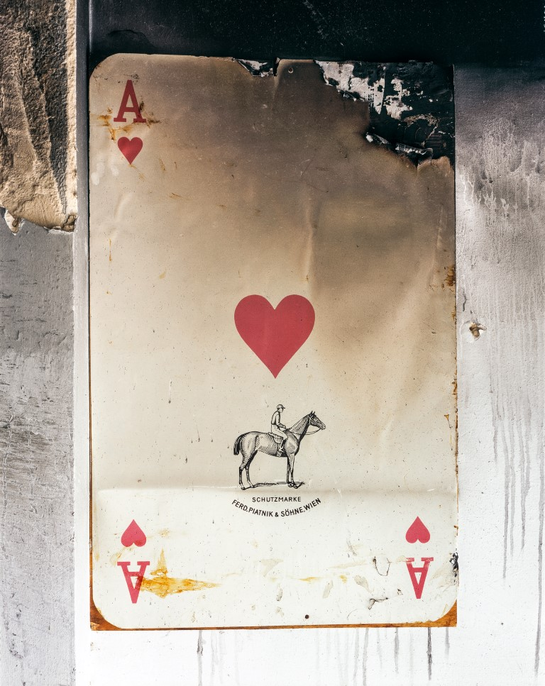 Ace, 2009, Inkjet print, 126 x 100 cm
