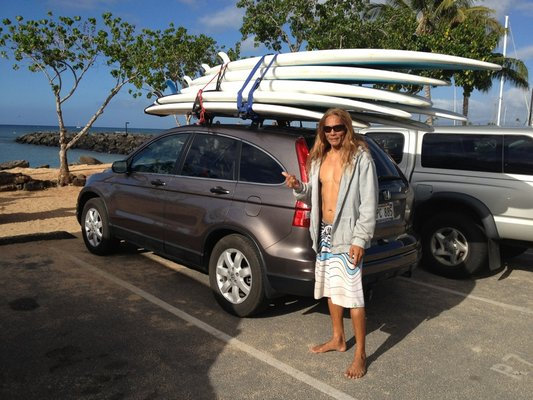 Kimo Chung is a surfer, standup paddler and waterman from Oahu, Hawaii.