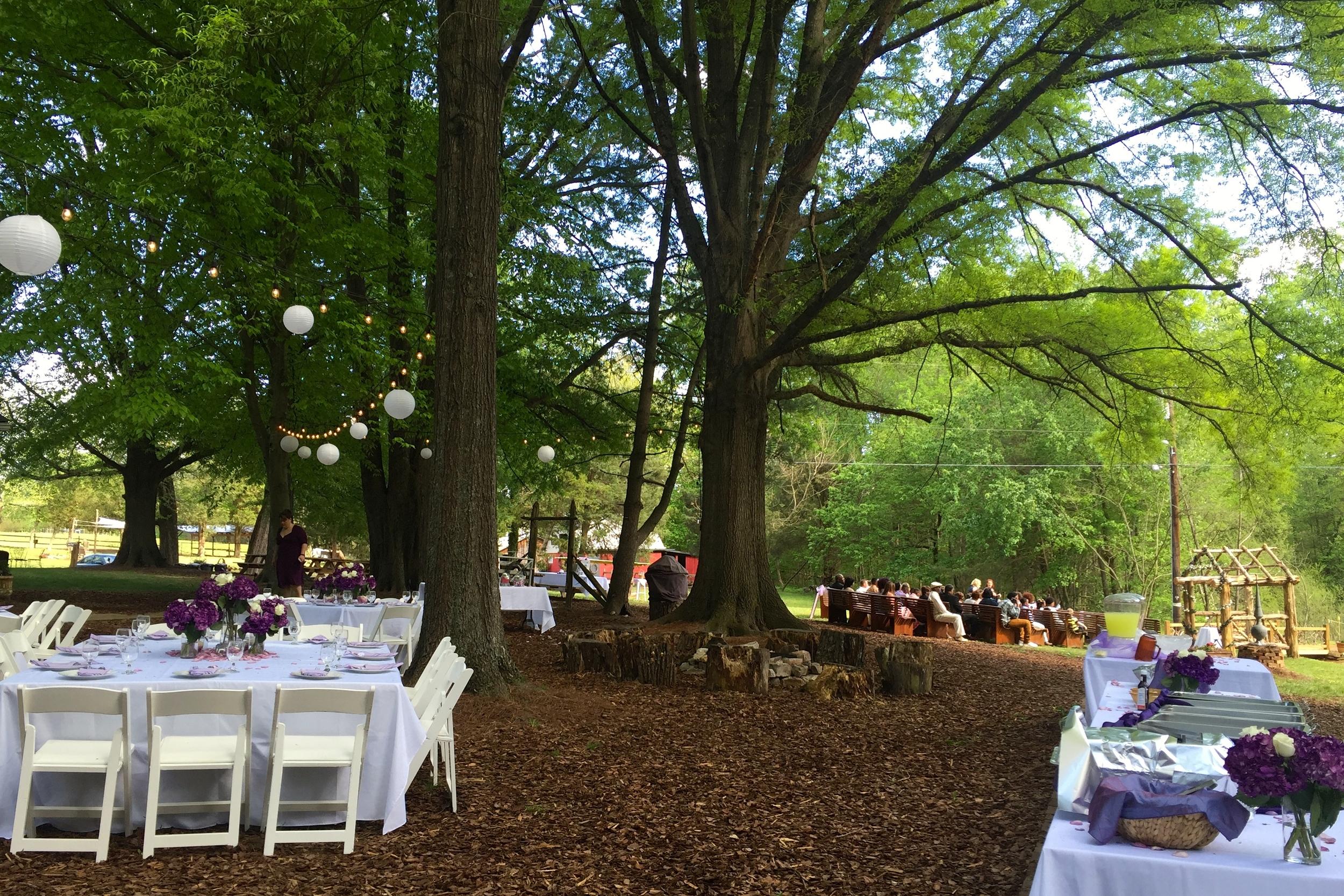 Weddings — Smith Hollow Farm