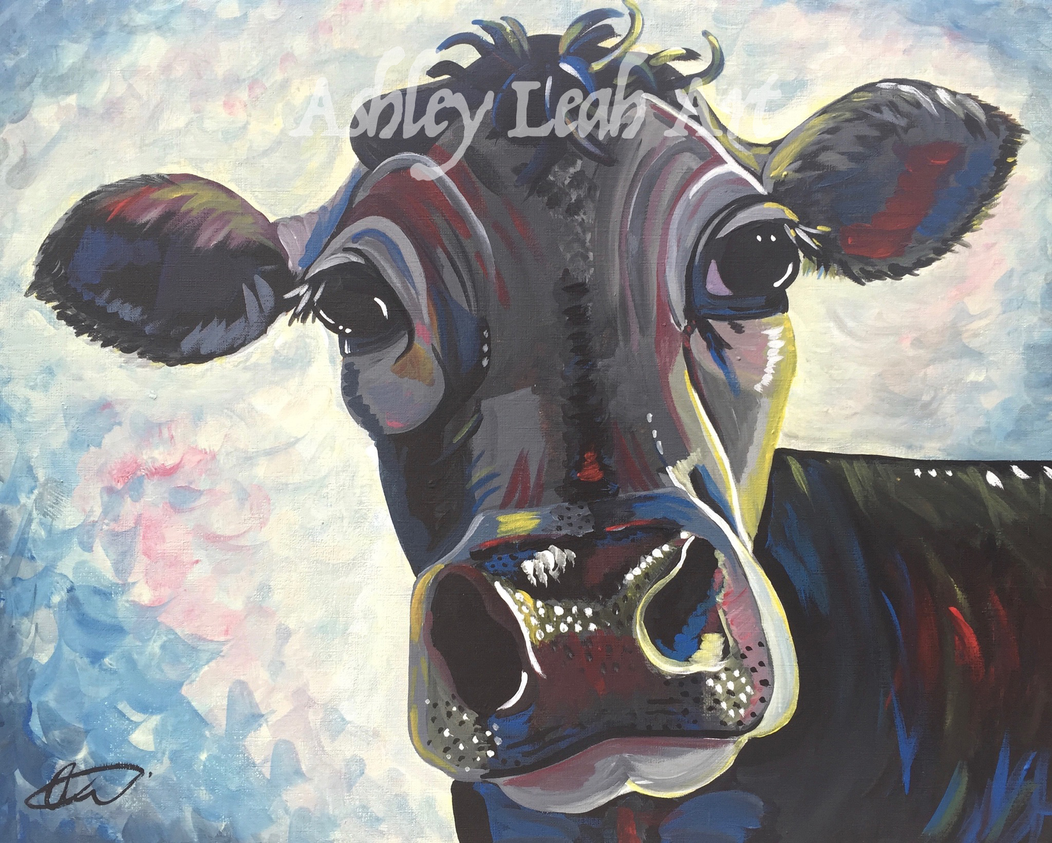 Angus the Cow -