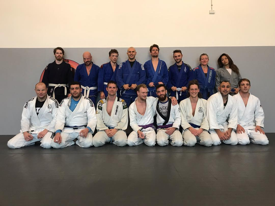 Choke BJJ Blue Belt Program
