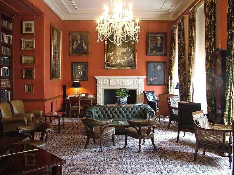 The Arts Club Drawing Room