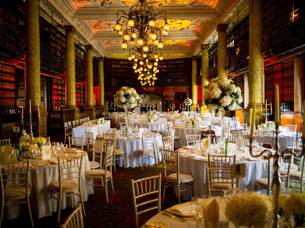 Stunning wedding venue for hire in London