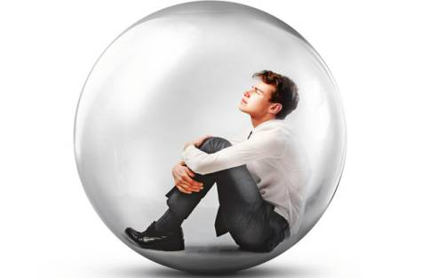 You don't have to be trapped in a bubble at the office if you know your boundaries.