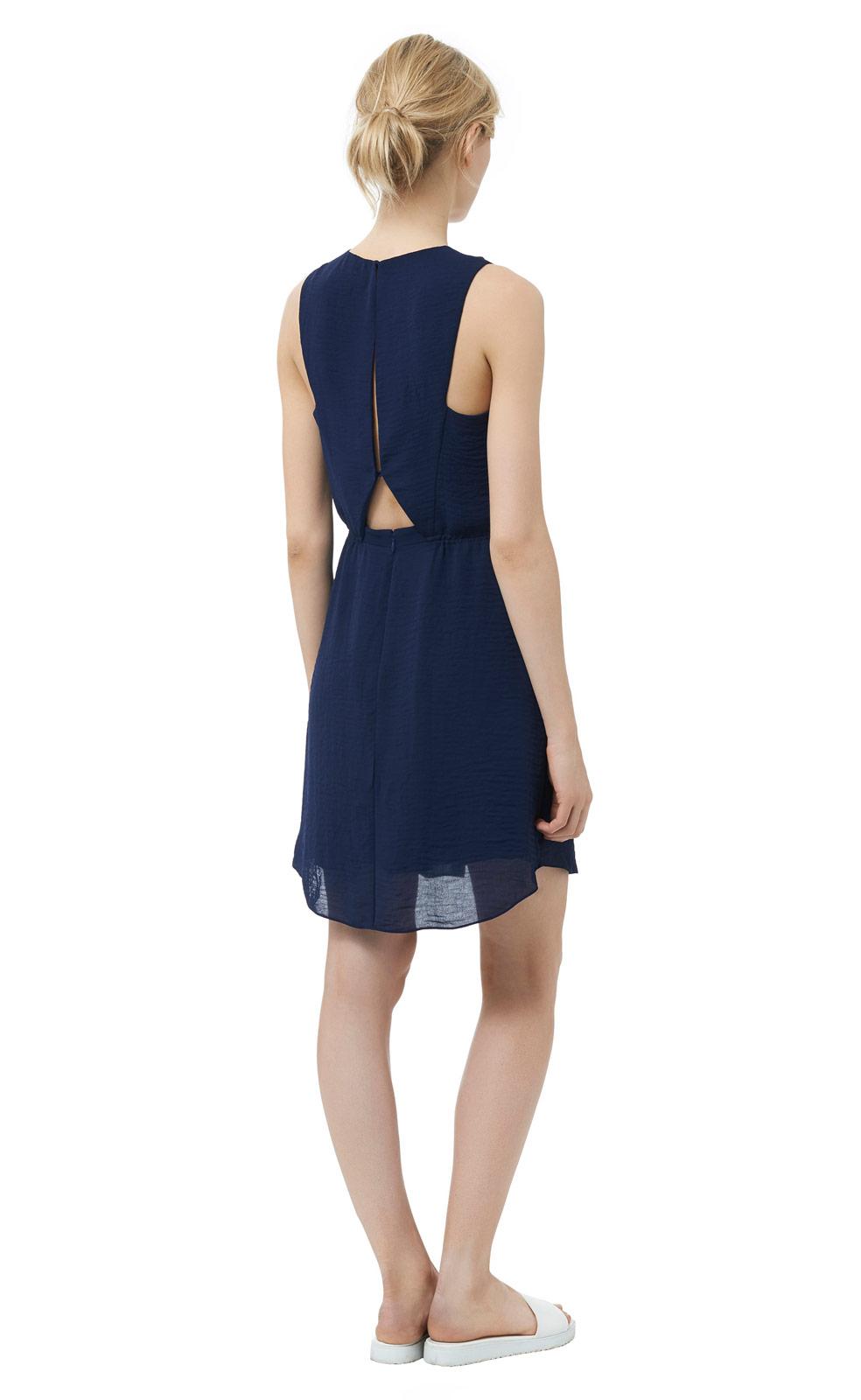 Rebecca Taylor - Crepe Cutout Dress