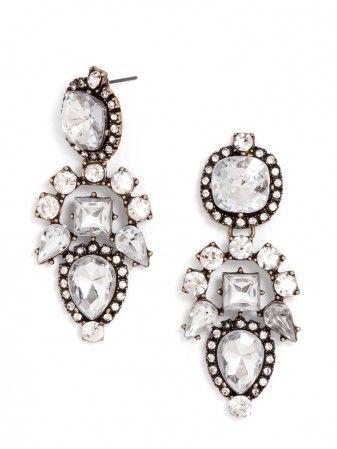 Baublebar Aztec Drop earrings - $48
