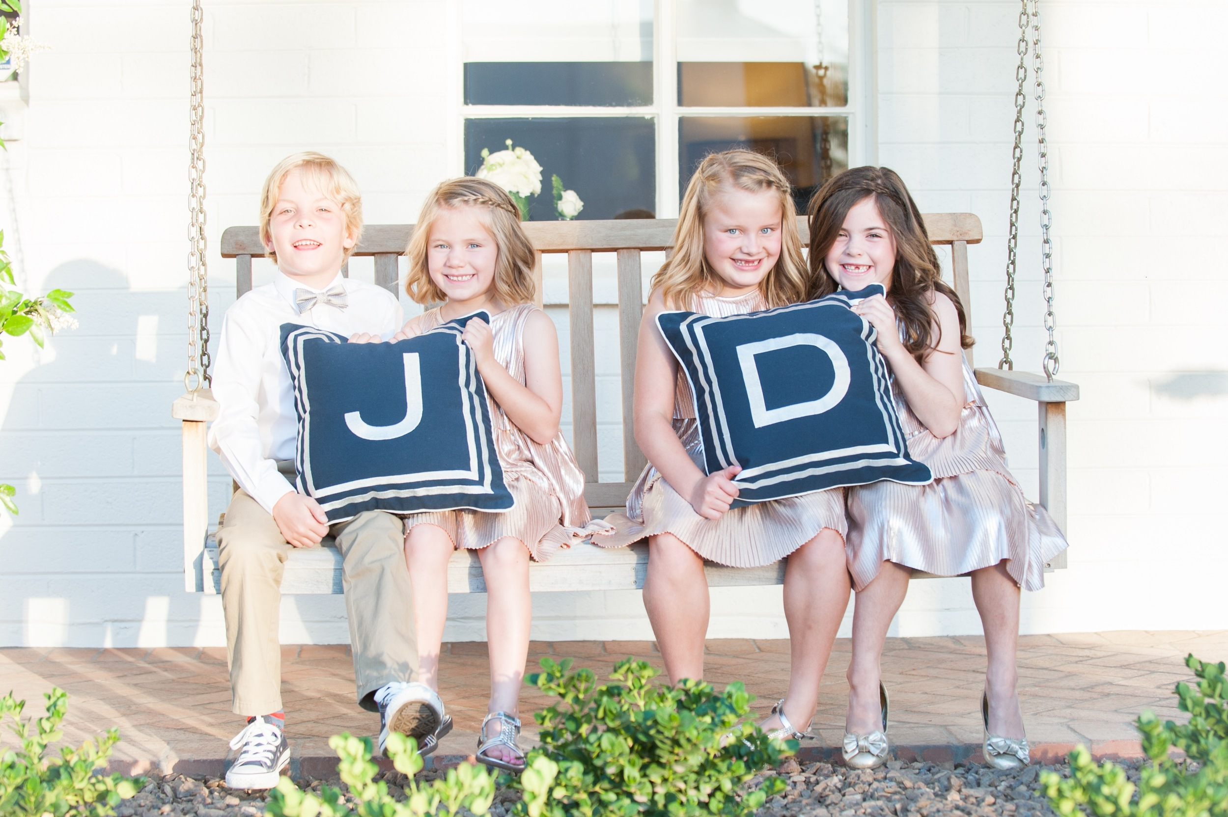 Lucky & In Love Arizona Wedding Planner and Event Designer