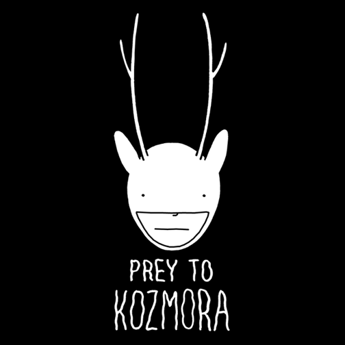 KOZMORA is a quas-omnipotent being who is obsessed with a woman he keeps in a jar around his neck. This was originally intended to be a short film / series of music videos, but I released it into the 'verse via a 4-song EP and a 16-page comic book.    SNAG THE BOOK AND MUSIC HERE.