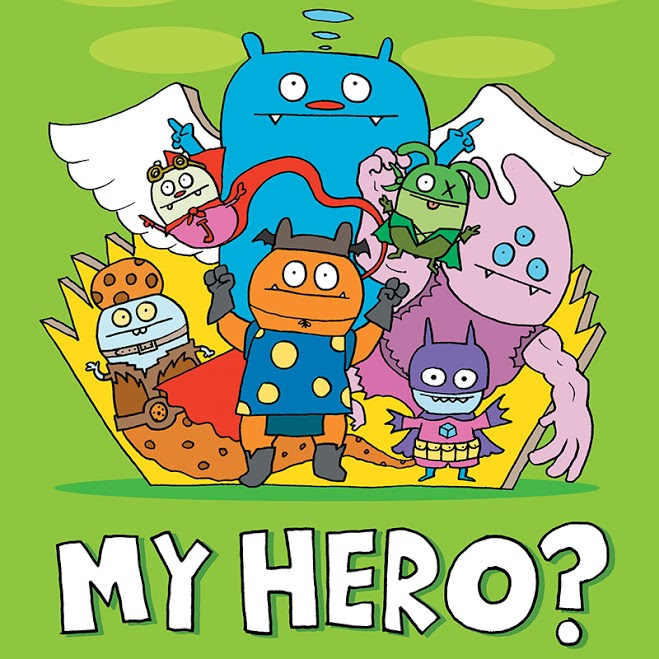 Uglydoll graphic novels