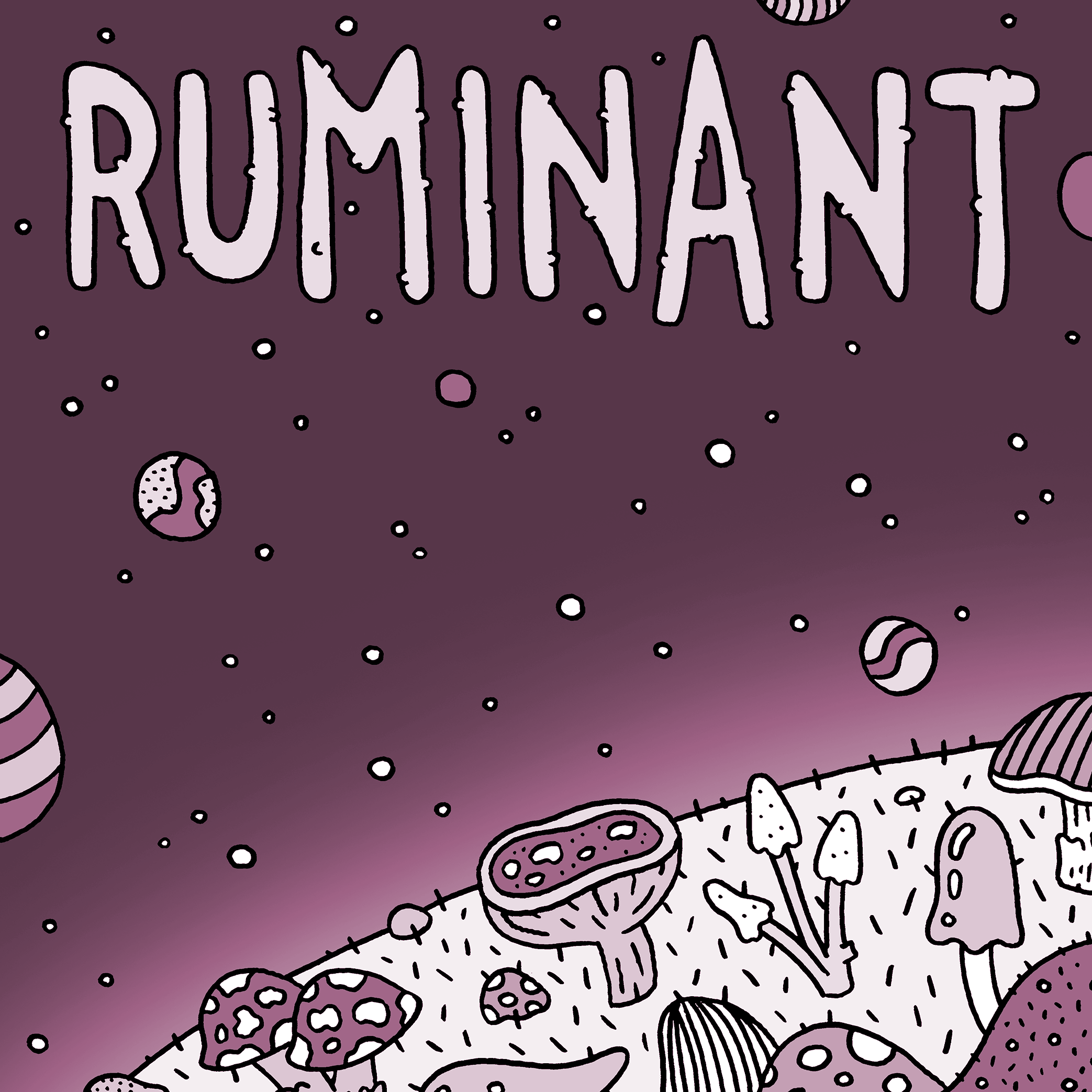 RUMINANT by Travis Nichols