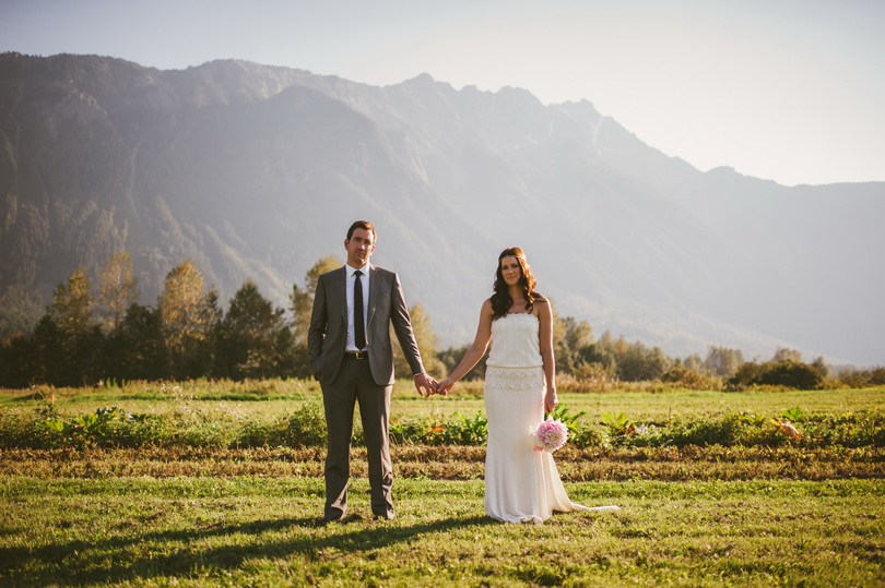 Pemberton Wedding // Mike & Sarah