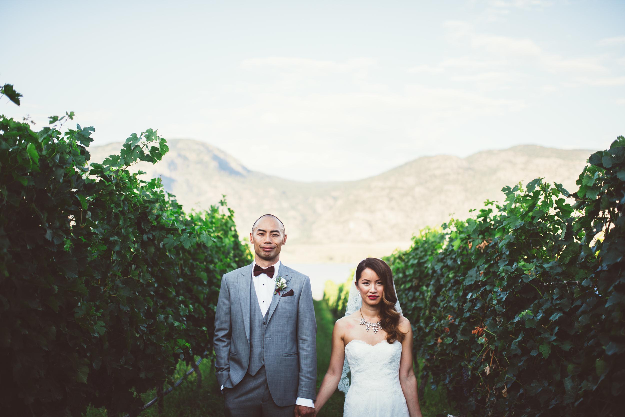 winery wedding osoyoos