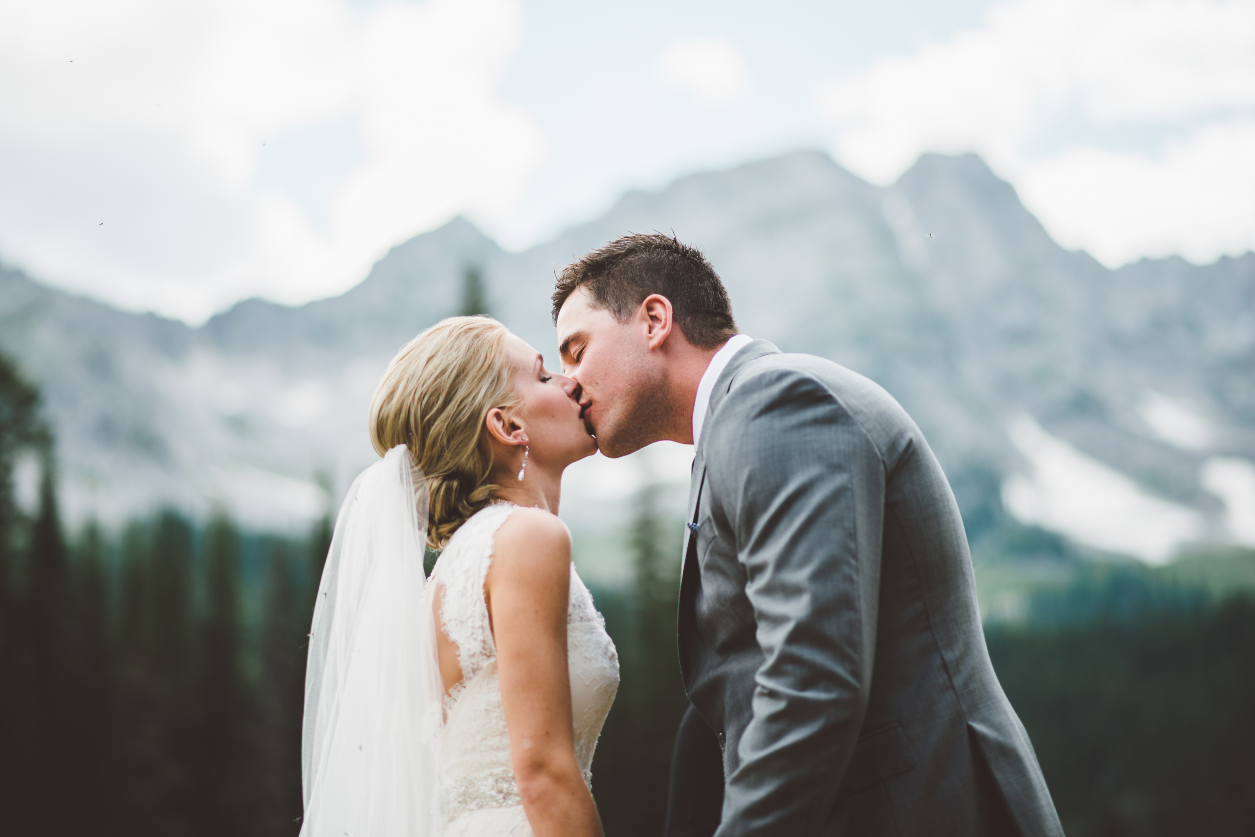 Fernie Wedding Photography // Josh & Whitney