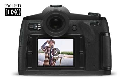 Leica S rearview