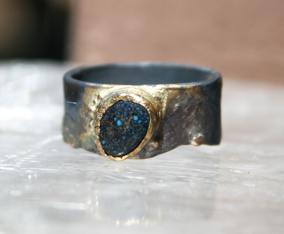 Custom Orders - Because we make each piece to order, we have some flexibility in building your ring. However, all sales are final on custom orders. A custom order is defined as making a request that is outside the scope of what you see in the photos of our site. This may include using a stone that is not included on our site or doing a specific type of metal work that we don't already do. If you are not sure if something is a custom order, please inquire. Of course, we can rework a custom ordered piece at a cost to be determined and agreed upon between us. Thanks for your understanding!