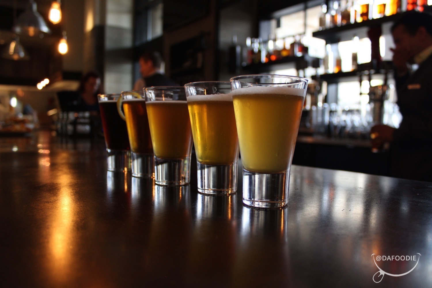 Signature Special Brew varieties include the Maple Bacon Stout, Soup of the Day IPA, and Ghost Pepper Wheat.