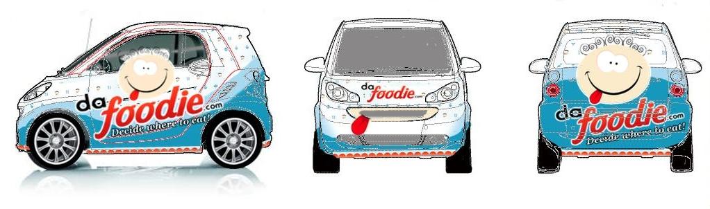 Dafoodie Car Blueprint