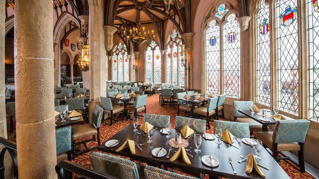 Cinderella's Royal Table © Disney