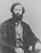 Brewster Higley in the 1870s, Smith County, Kansas.