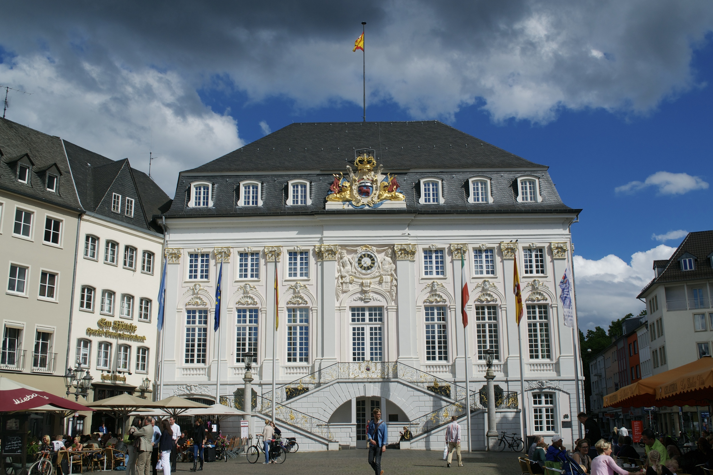 The Bonner Rathaus