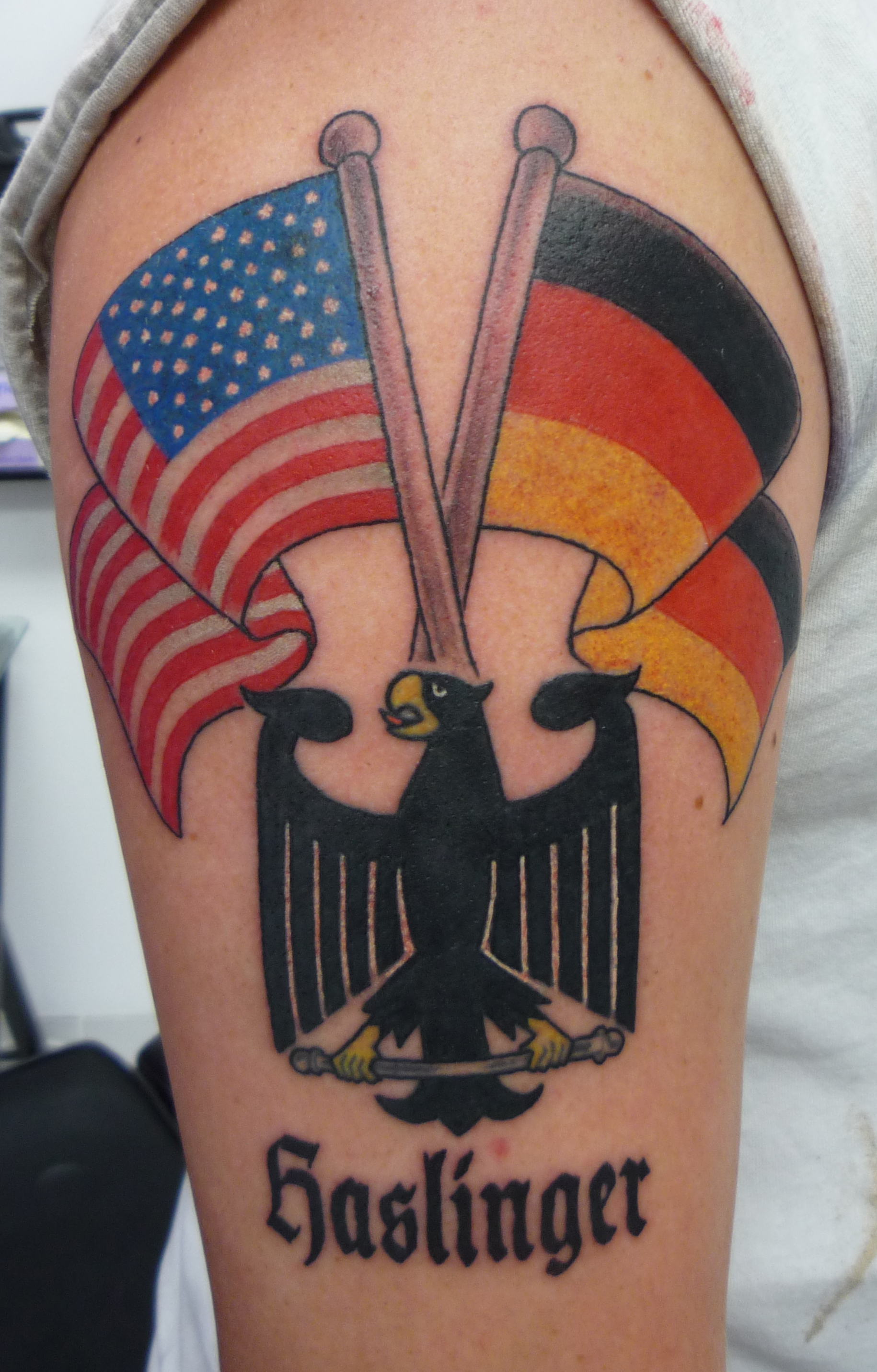Google provides a treasure trove of poor German-inspired tattoo choices.