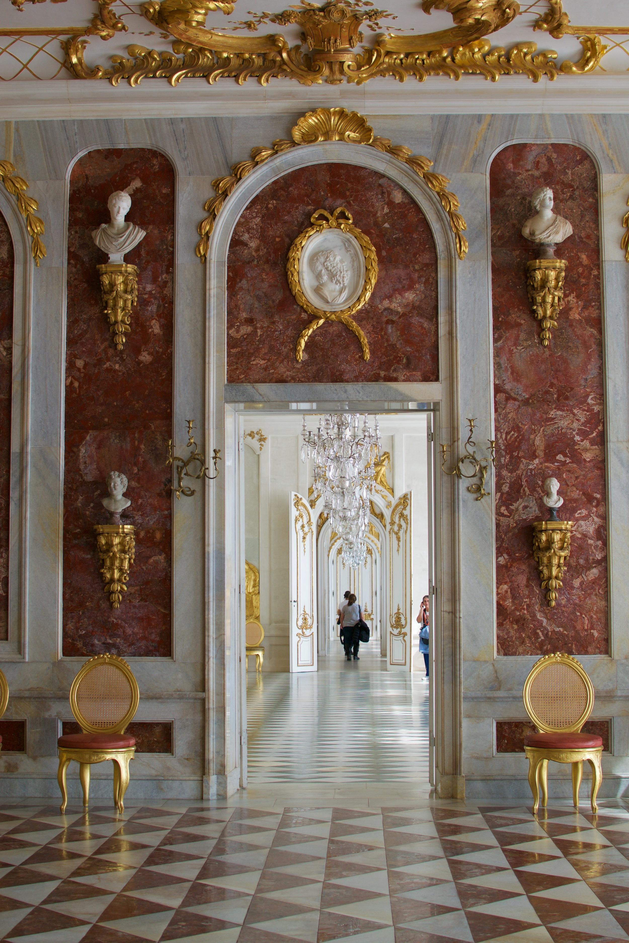 Neue Kammern, Schloss Sanssouci (Potsdam)