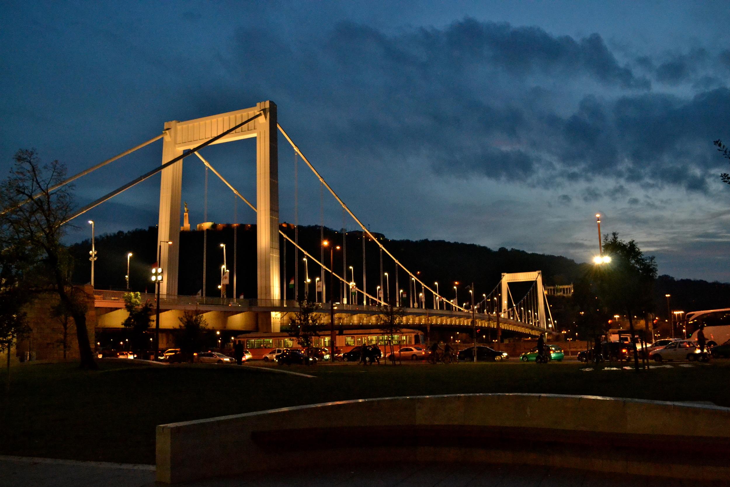 Elisabeth Bridge, Budapest