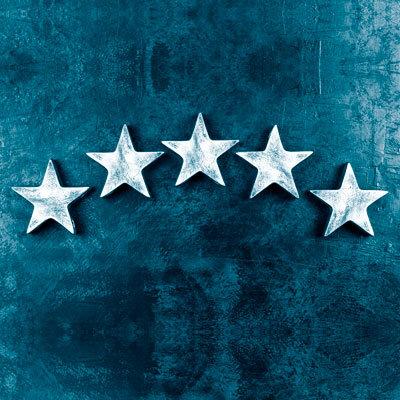 5 stars on wall closeup.jpg