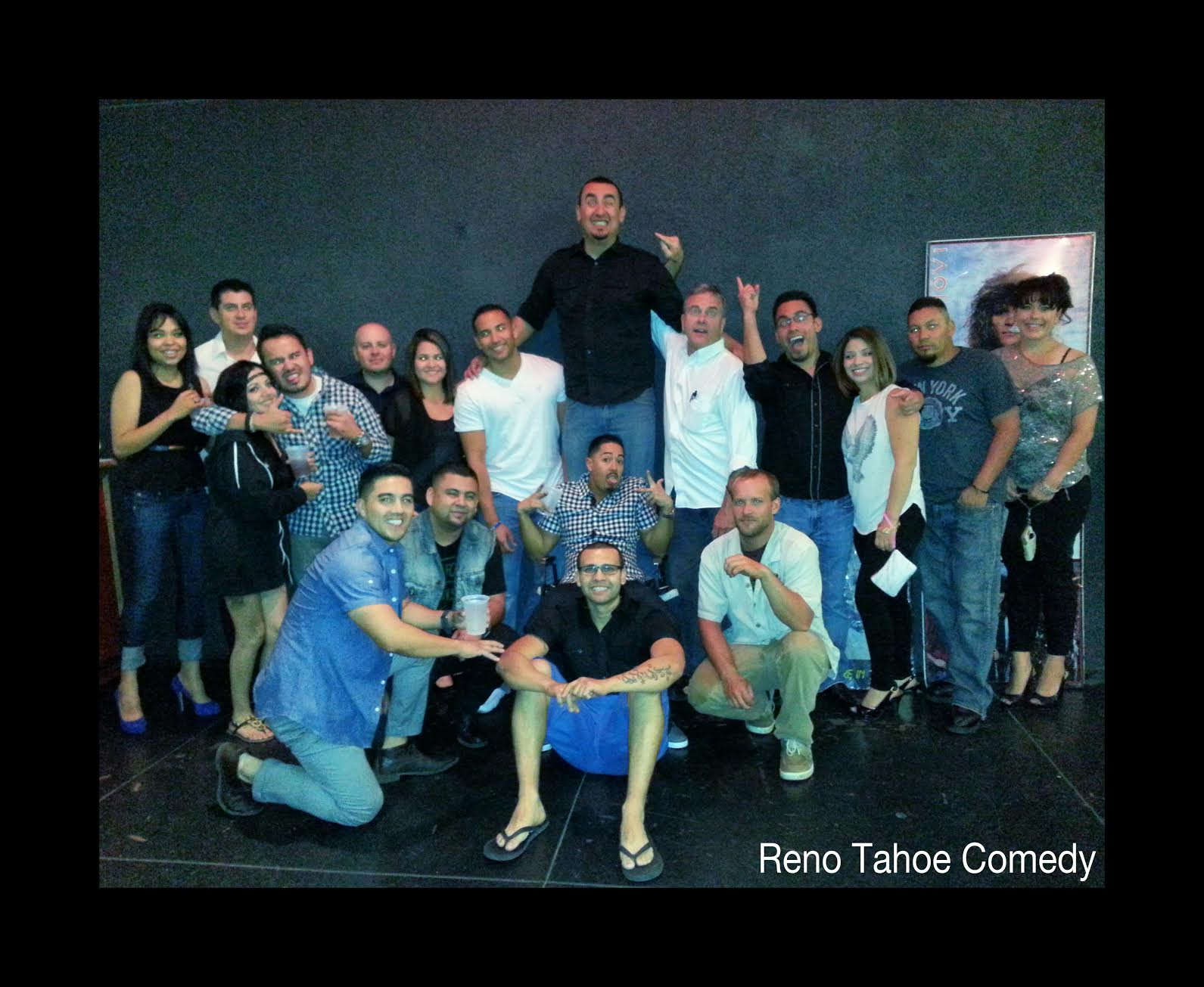 Reno Tahoe Comedy Club