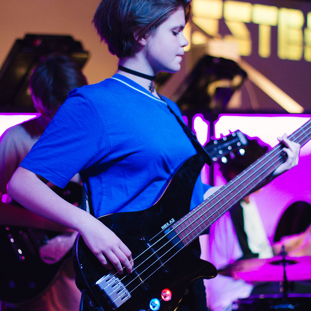 Bass Lessons — The Rhythm Studio | Academy of Music