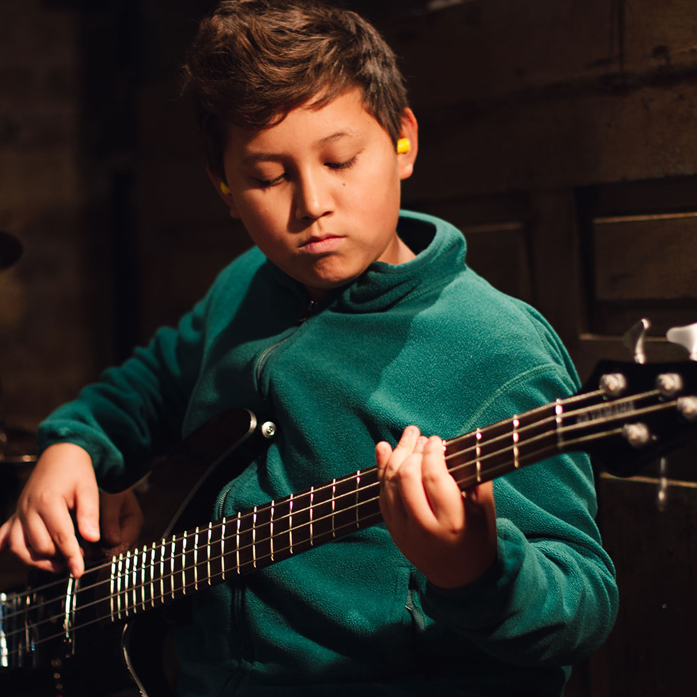 Bass Lessons — The Rhythm Studio | Academy of Music