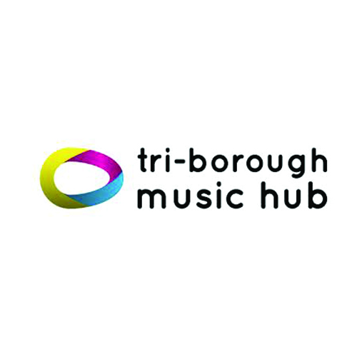 Tri-borough Music Hub Logo