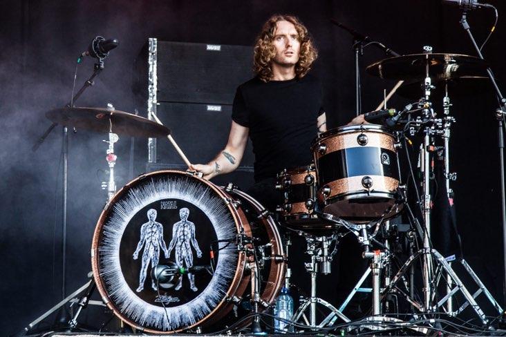 Greenie Drums