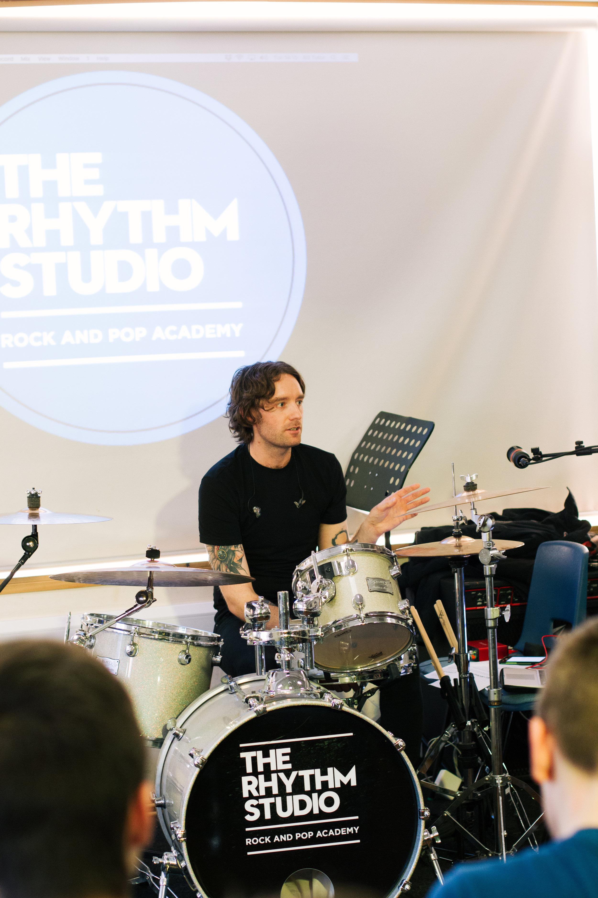 Greenie - Drummer (2019)