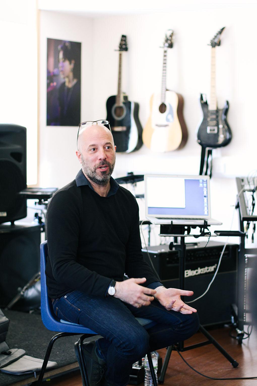 Diego Kovadloff - Producer (2019)