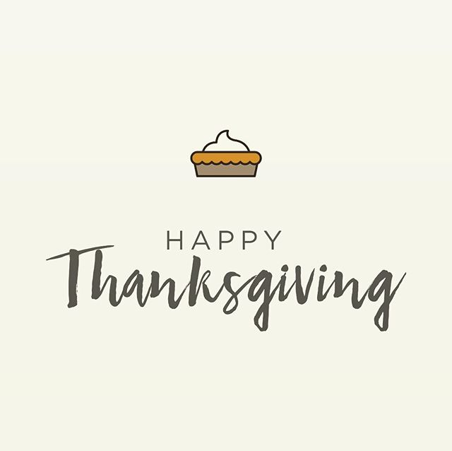 It's a great day for pie! #thanksgiving #lakesidecreative #allthepie