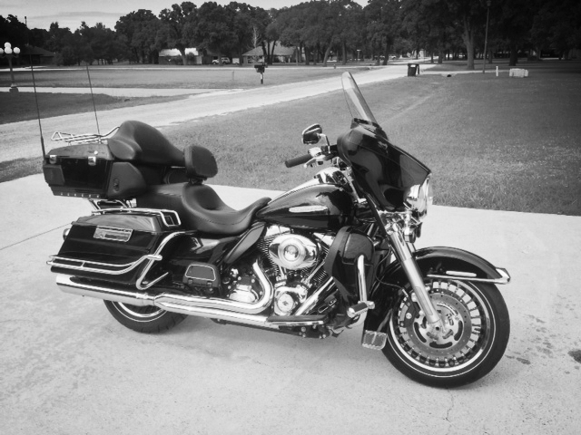 2012 Harley Davidson Ultra Classic Electra Glide Limited