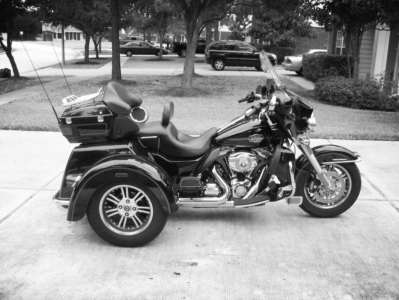 2011 Harley Davidson Ultra Glide Trike