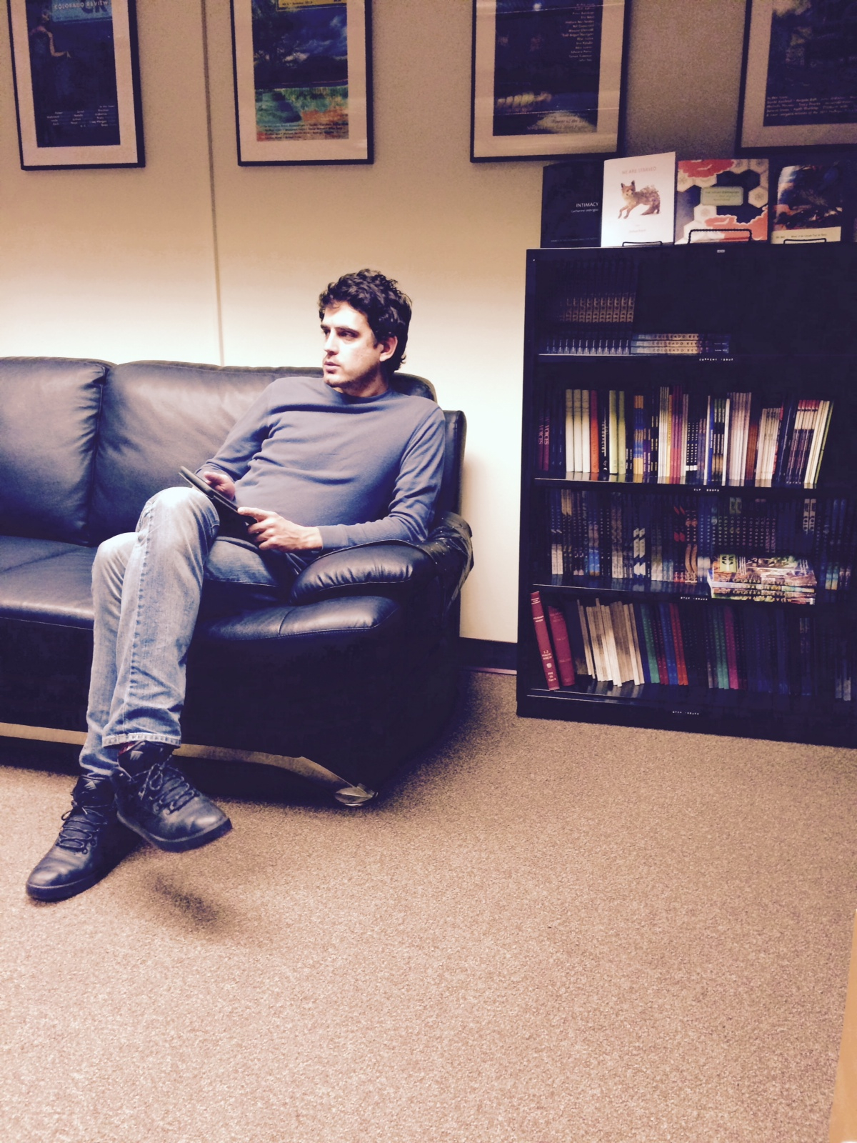 John McDonough: RCR Prose Editor