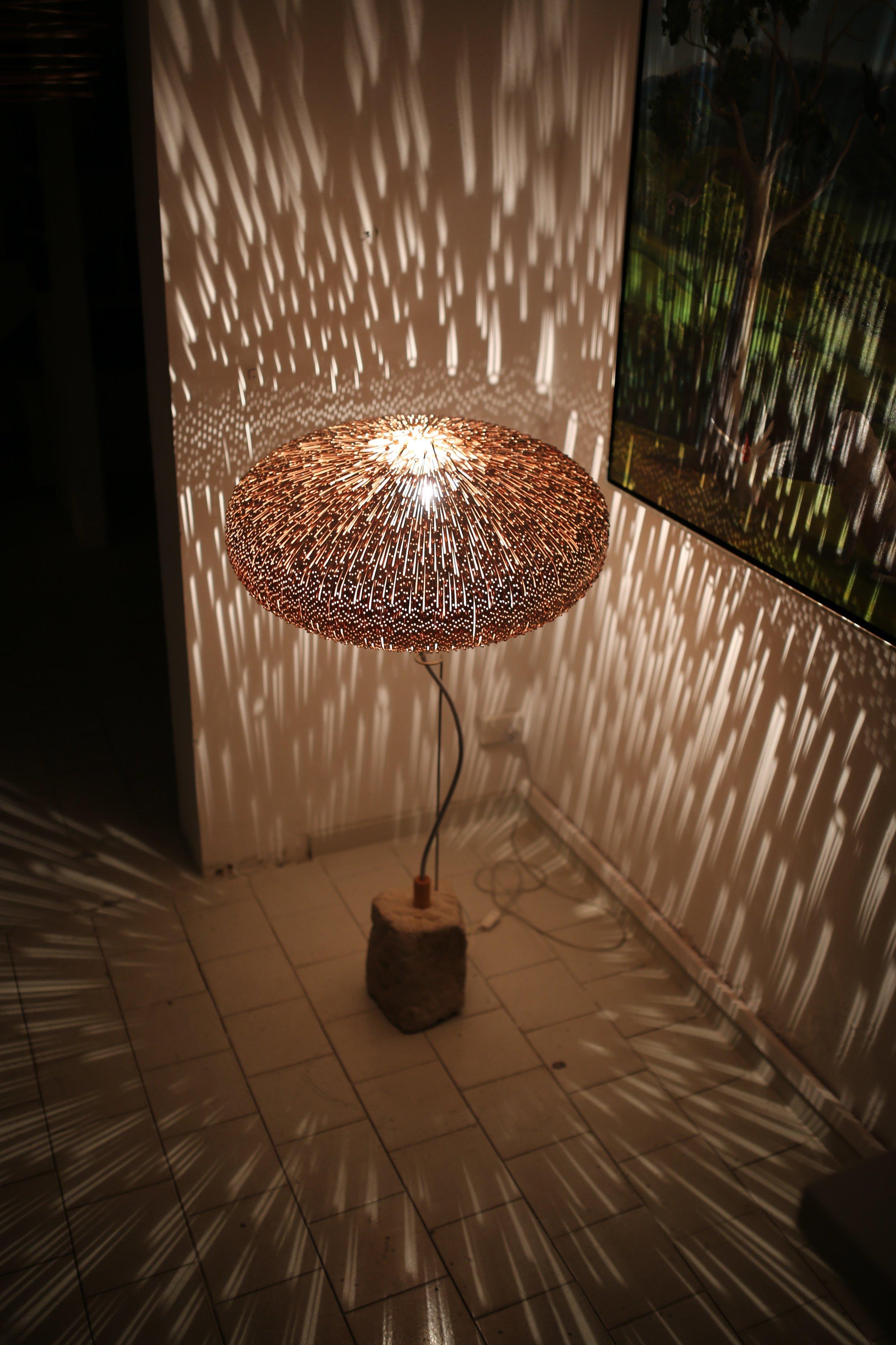 magic mushroom light 2