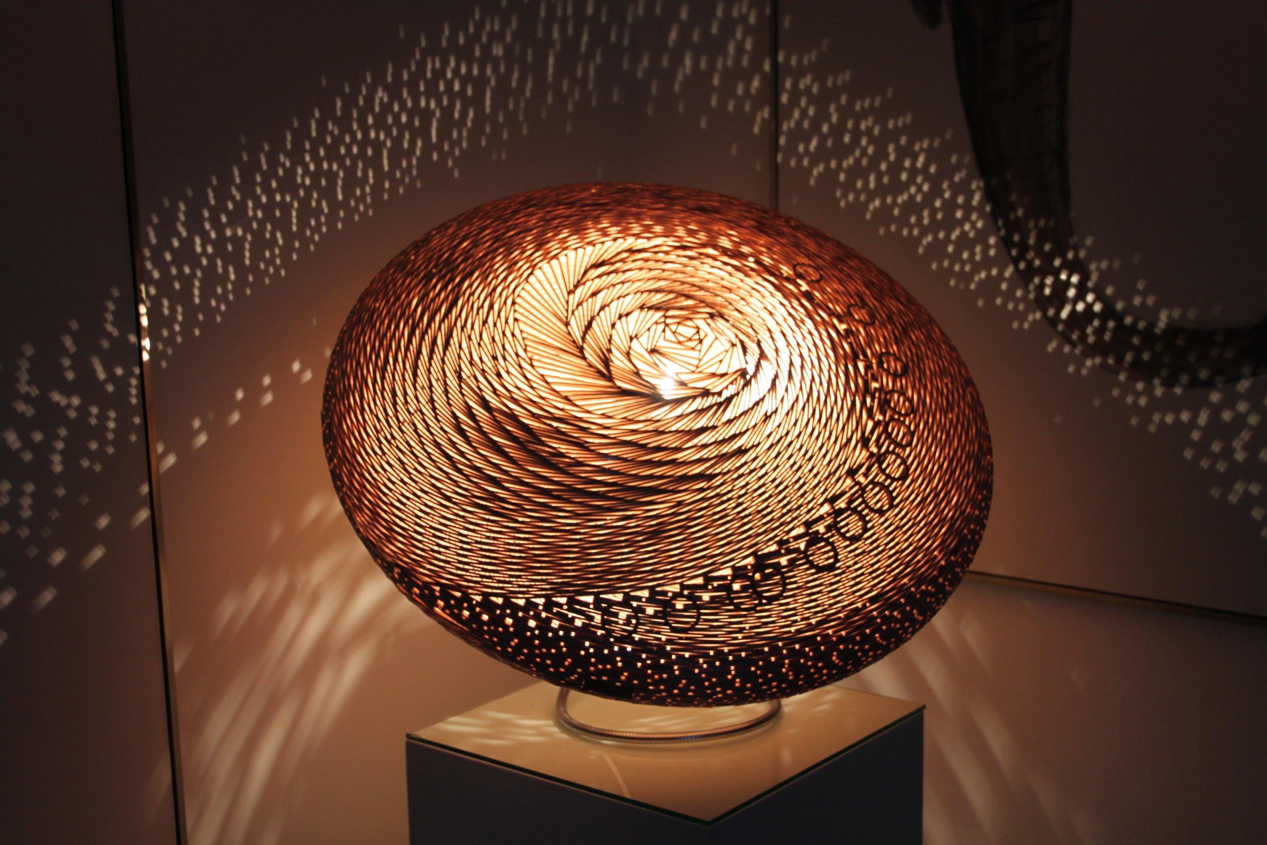 Mushroom Table Light