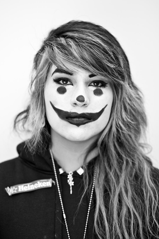 """""""I AM a clown."""""""