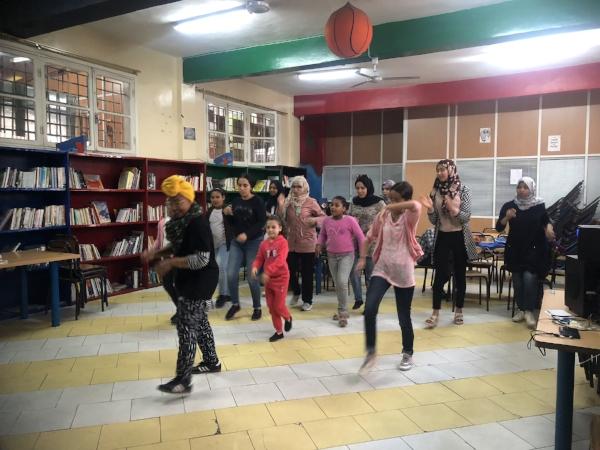 Jenny Raqs Dance workshop Sidi Moumen Raq sharqi.JPG
