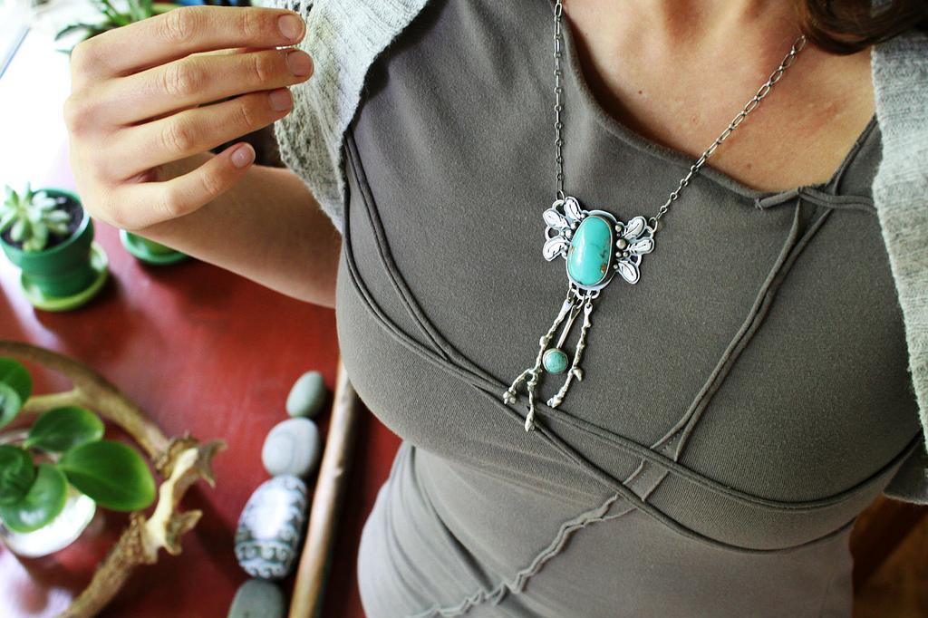 Talisman Necklace